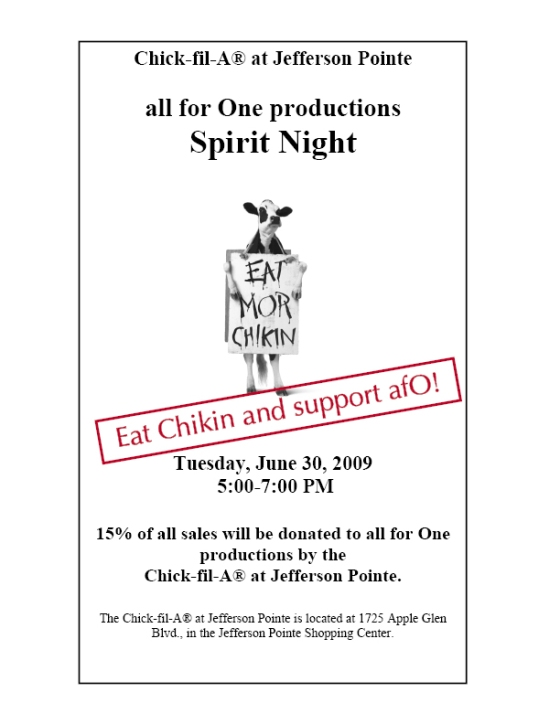Chick-Fil-A June