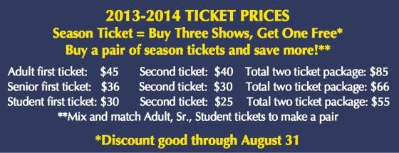 ST Price info